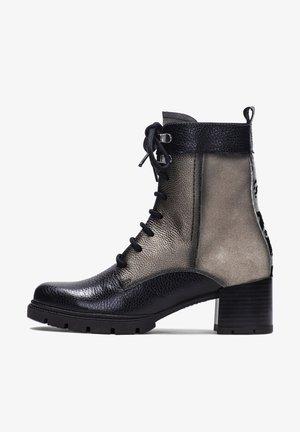 JANETH - Veterboots - black
