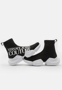 Versace Jeans Couture - Baskets montantes - black - 0