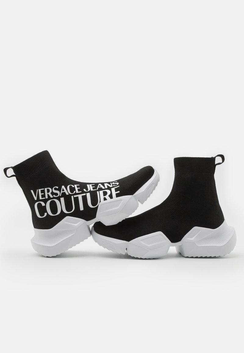Versace Jeans Couture - Baskets montantes - black