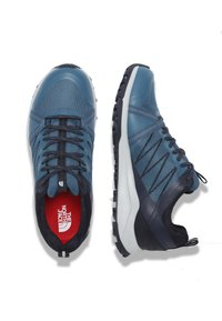 The North Face - W LITEWAVE FASTPACK II WP - Sneakers - mallard blue/aviator navy - 1