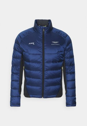 ACCELERATOR - Down jacket - moto blue