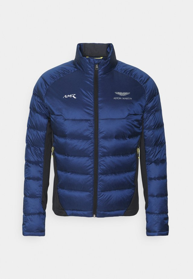 ACCELERATOR - Gewatteerde jas - moto blue