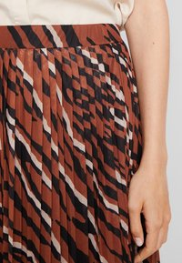 one more story - SKIRT - A-Linien-Rock - coffee caramel - 4