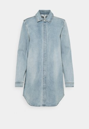 OBJWIN SHIRT  - Blouse - light blue denim