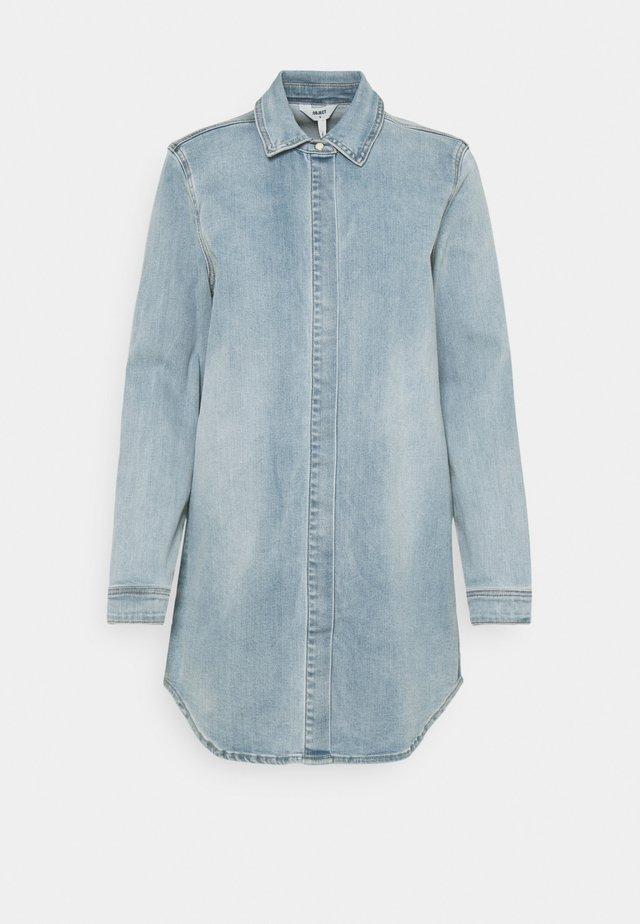 OBJWIN SHIRT  - Blouse - light blue denim