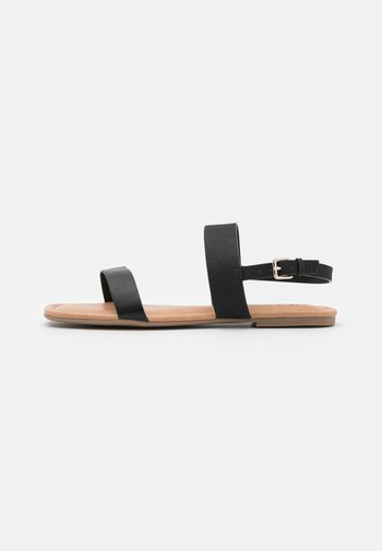 KESIA - Sandals - black