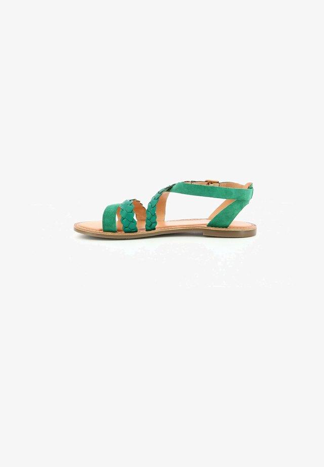 DIAPPO - Sandalen - vert