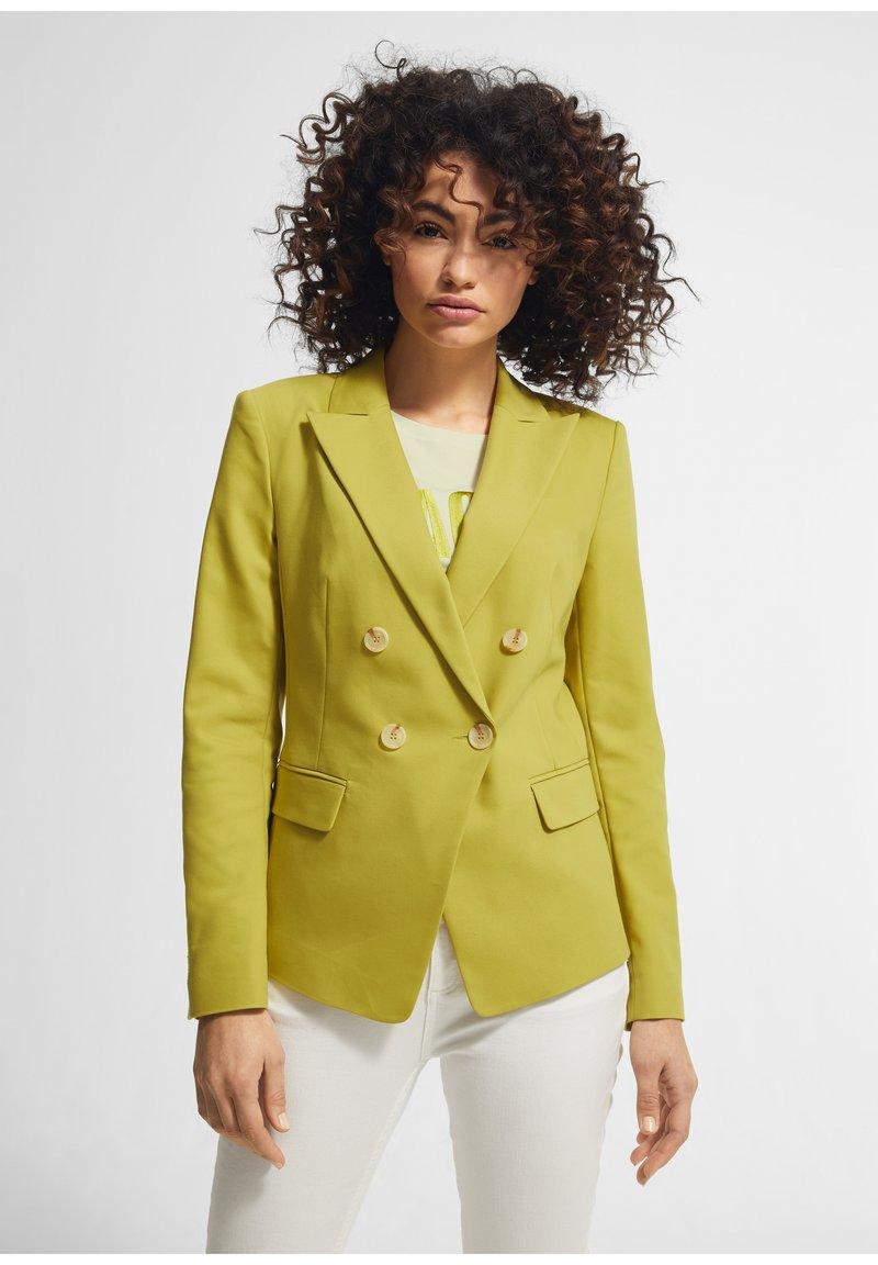 comma - Blazer - green