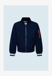 Pepe Jeans - EDDY - Bomber Jacket - dark blue - 0