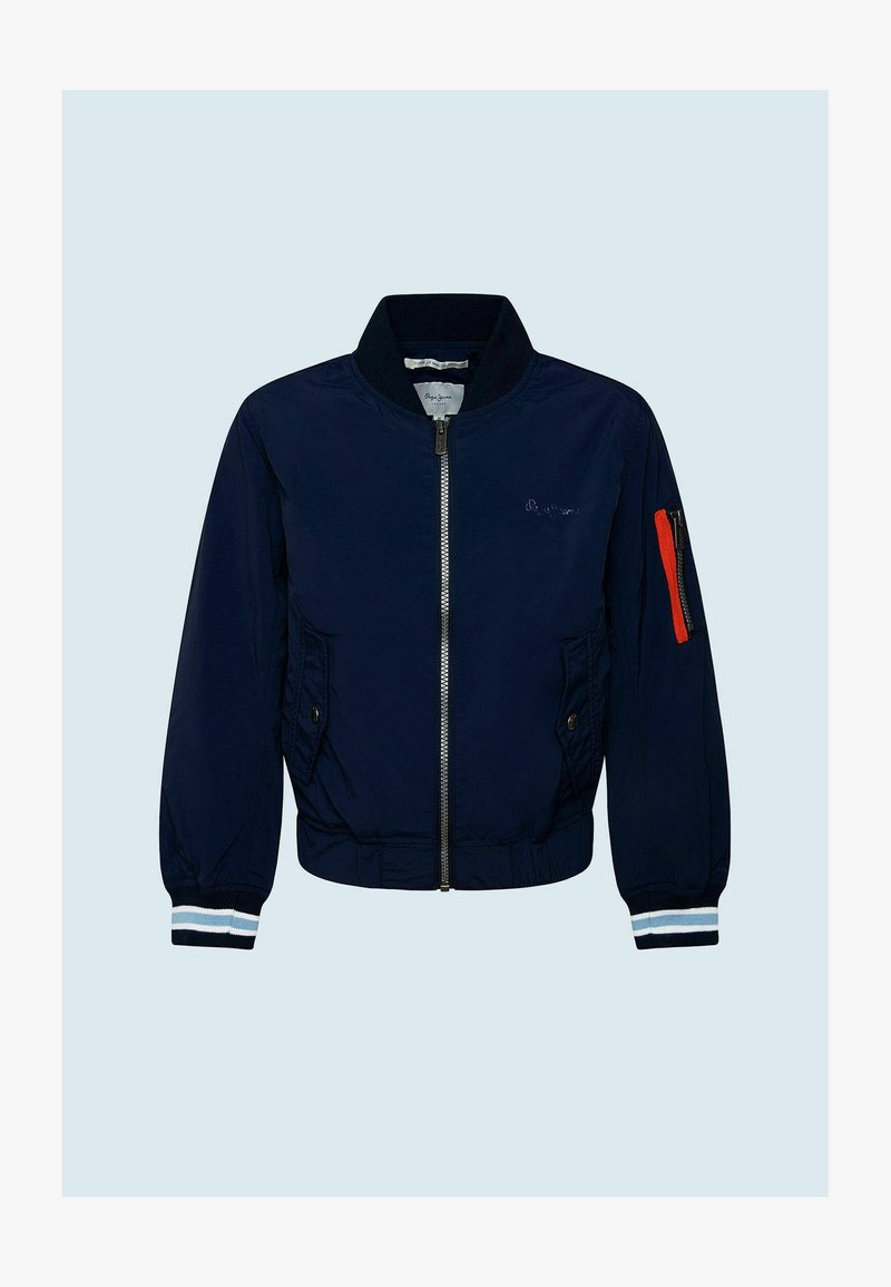Pepe Jeans - EDDY - Bomber Jacket - dark blue