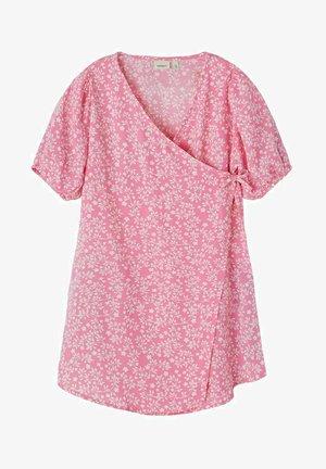 BLUMENPRINT WICKEL - Day dress - aurora pink