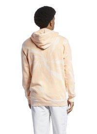Reebok Classic - CLASSIC TIE DYE SEASONAL CASUAL HOODIE - Sweatshirt - aura orange - 1
