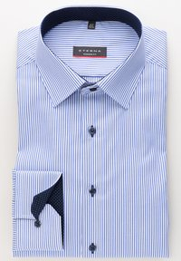 Eterna - FITTED WAIST - Shirt - blue - 4