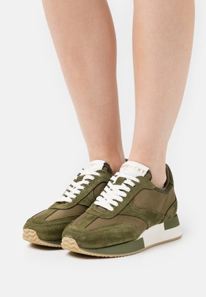 ELLIE - Sneakers laag - army