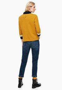 s.Oliver - Sweatshirt - yellow - 2