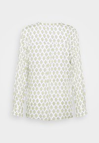 comma casual identity - LANGARM - Blouse - offwhite - 1