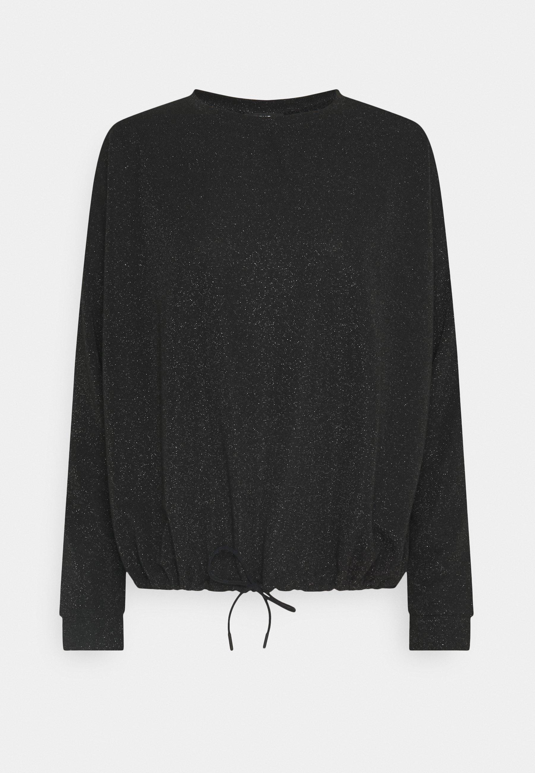 Women SILKINA GLITTER - Long sleeved top