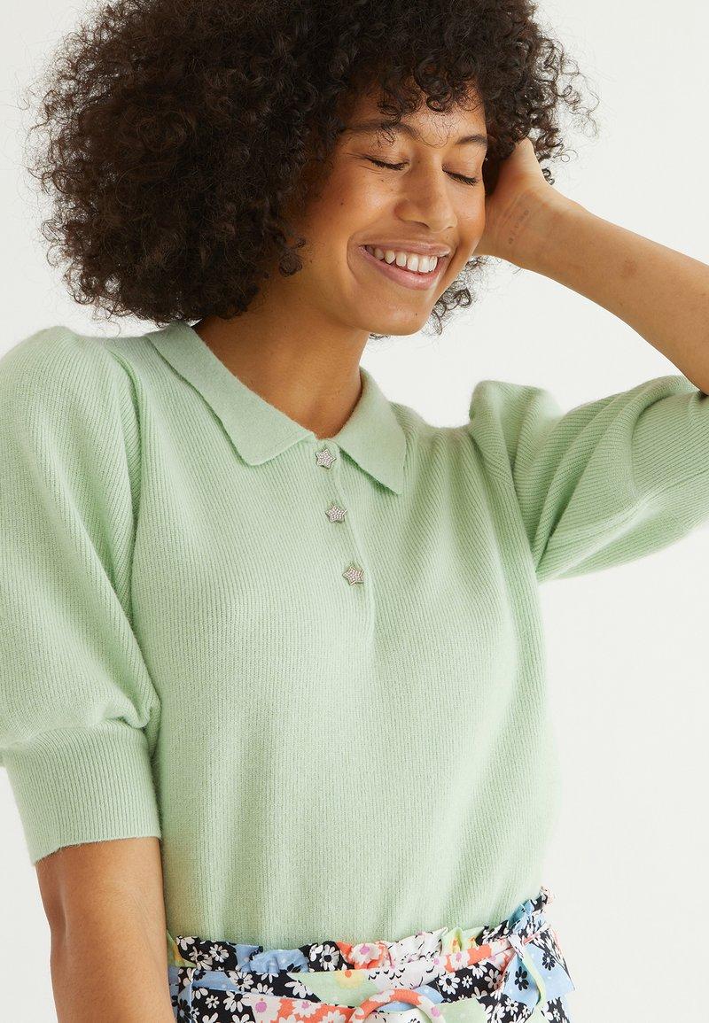 Oliver Bonas - Polo shirt - green