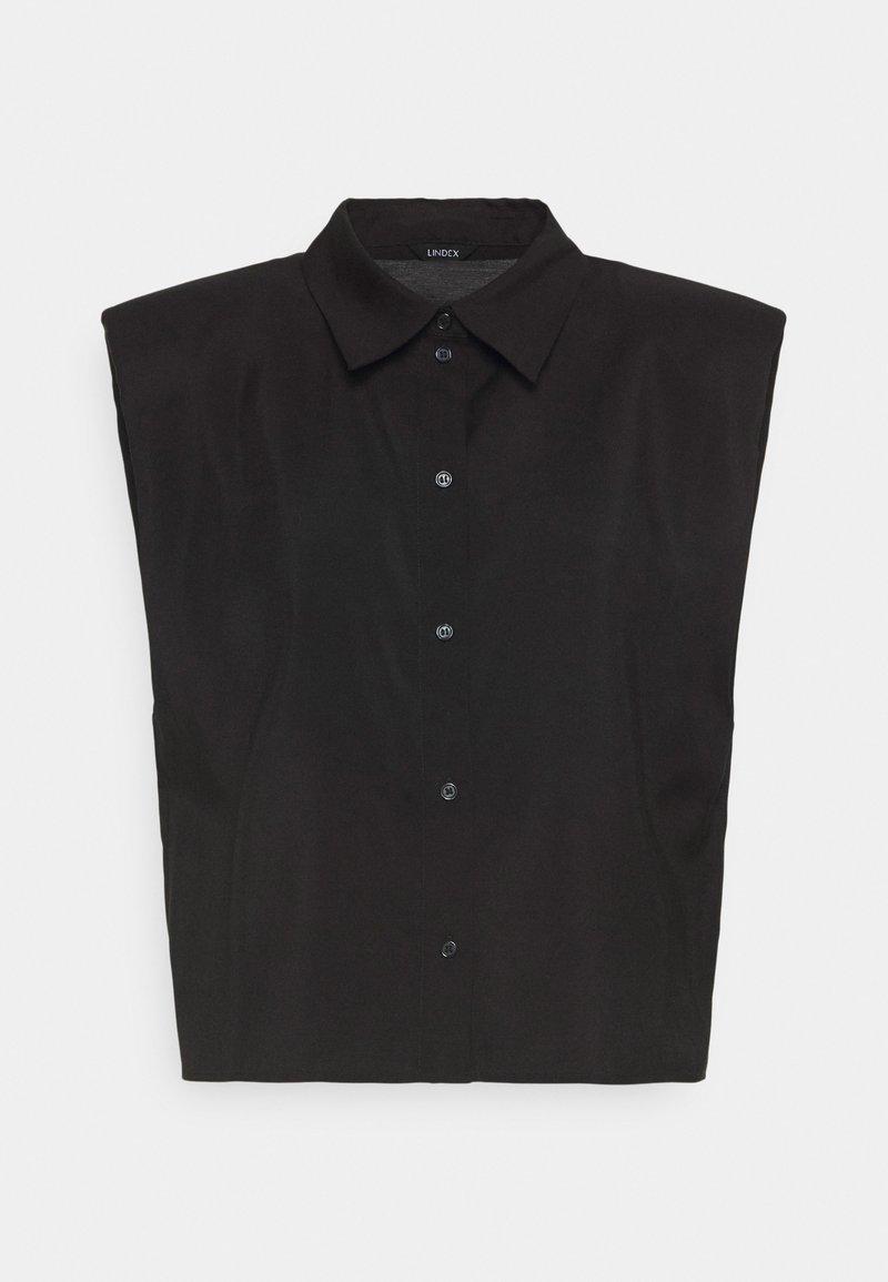 Lindex - BLOUSE EMMYLOU - Top - black