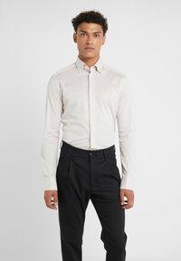 Eton - SLIM FIT - Shirt - beige - 0