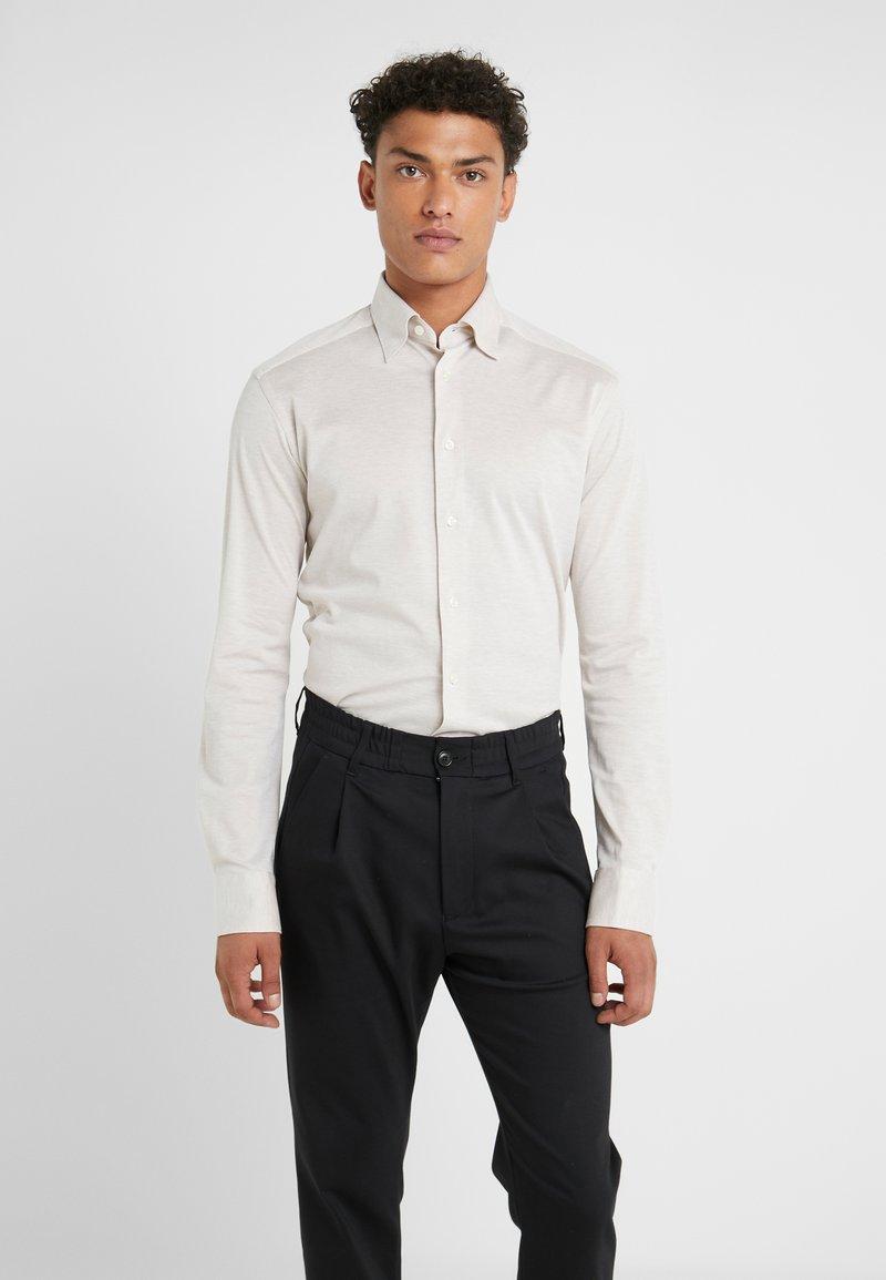 Eton - SLIM FIT - Shirt - beige