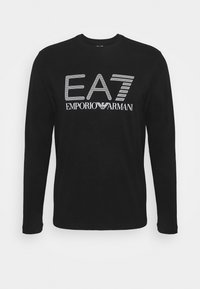 EA7 Emporio Armani - Long sleeved top - black - 5