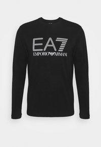 EA7 Emporio Armani - Maglietta a manica lunga - black - 5