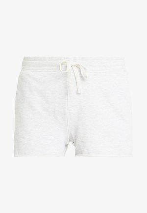 Shorts - light heather grey