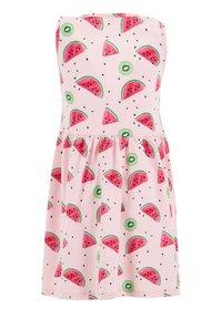 DeFacto - Jersey dress - pink - 1