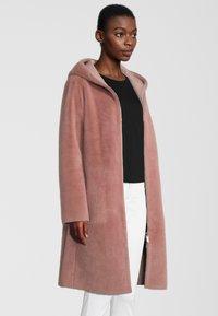 Rino&Pelle - ALIDA - Classic coat - misty rose - 2
