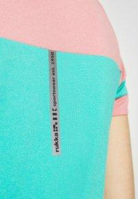 Rukka - RUOVESI - T-Shirt print - green - 7