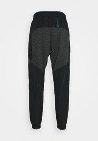 Nike Performance - ELITE PANT - Pantaloni sportivi - black/reflective silver - 1