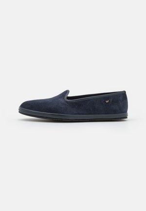FOLIGNO - Slip-ins - blu marino