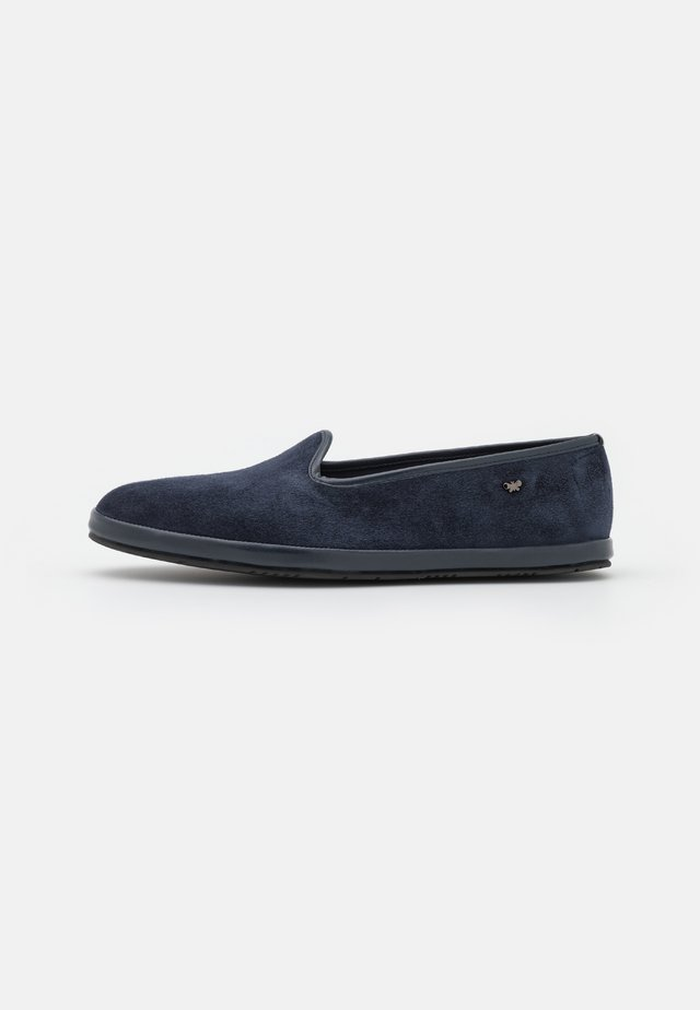 FOLIGNO - Nazouvací boty - blu marino