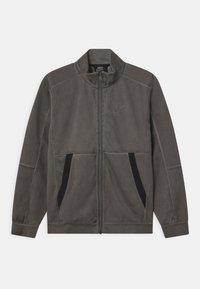 Nike Sportswear - WASH - Sportovní bunda - black - 0