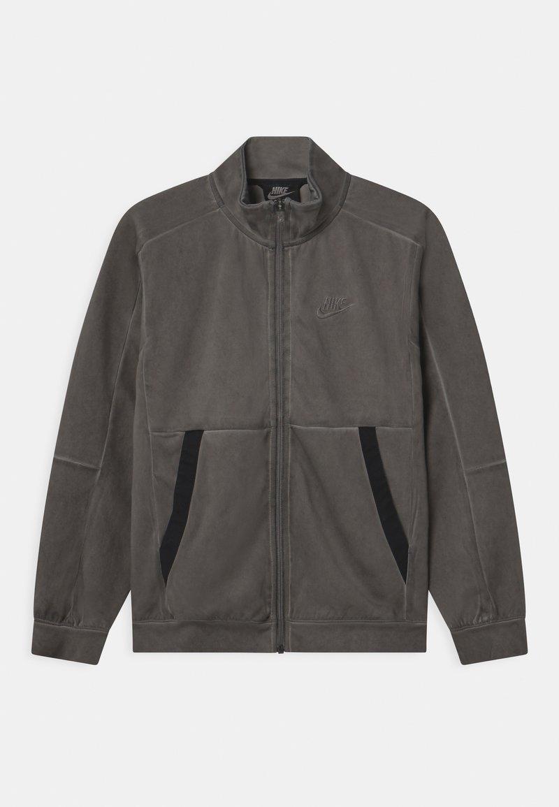 Nike Sportswear - WASH - Sportovní bunda - black