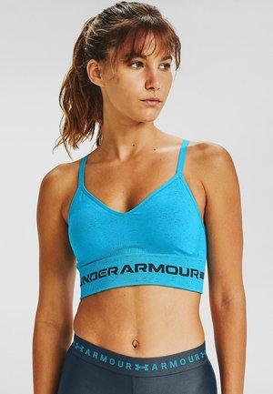 Sports bra - equator blue