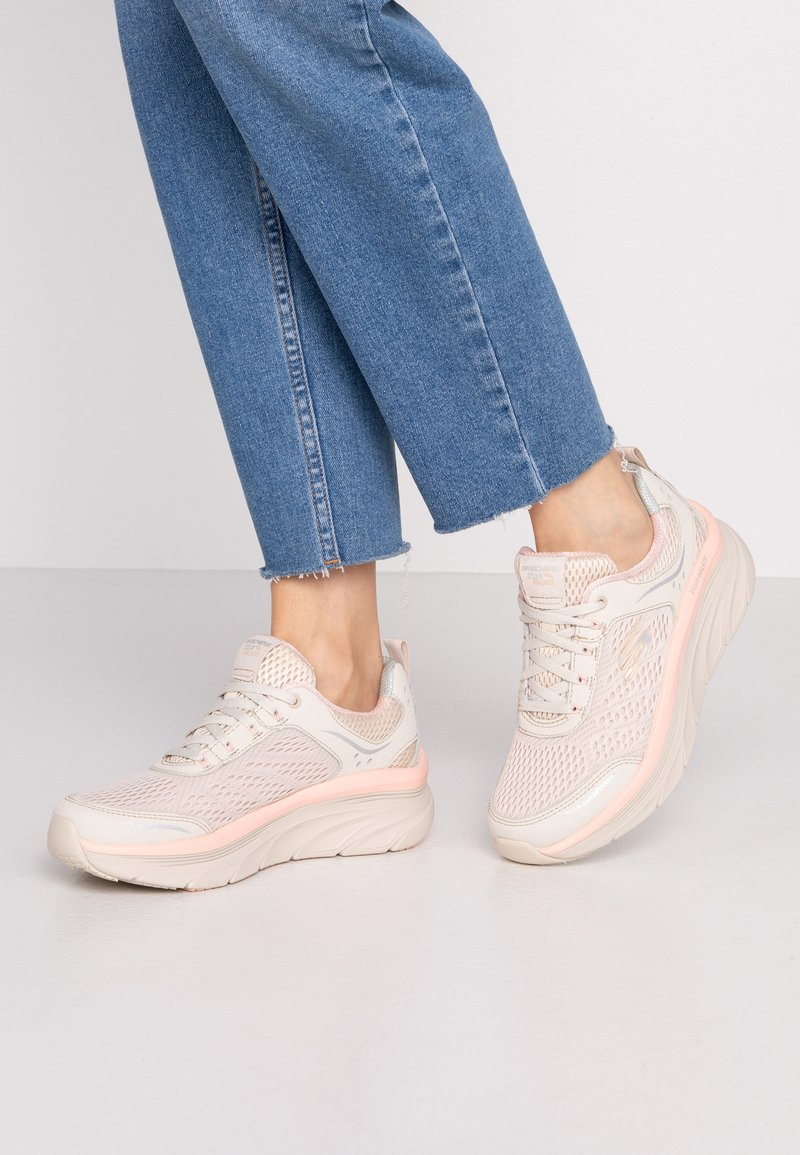 Skechers Sport - Trainers - natural/pink