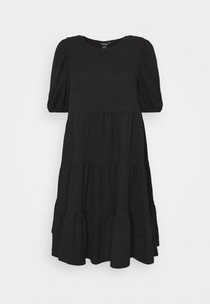 MI DRESS - Kjole - black dark