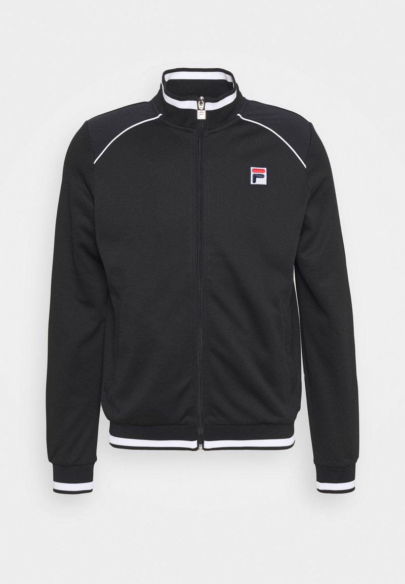 Fila - SPIKE - Sportovní bunda - black