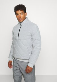 LNDR - JACKET - Training jacket - light grey marl - 0