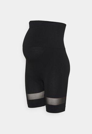 MATERNITY SEAMLESS PANTY - Pyžamový spodní díl - black