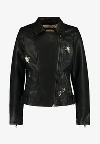 America Today - Faux leather jacket - black - 4