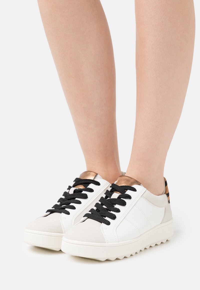PARFOIS - Sneakers laag - beige