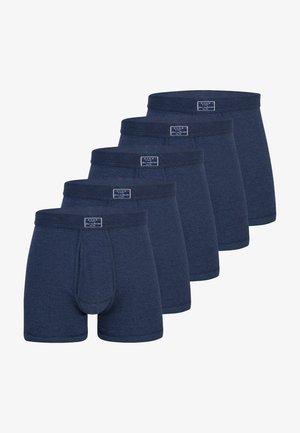 5 PACK  - Pants - marine