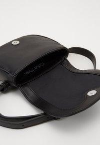 Calvin Klein - CHAIN BELT BAG - Bum bag - black - 2