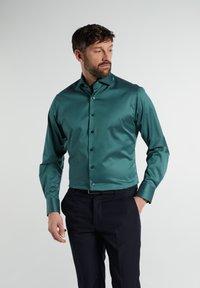Eterna - MODERN  - Formal shirt - petrol - 0