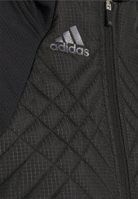 adidas Golf - HYBRID JACKET - Giacca outdoor - black - 2