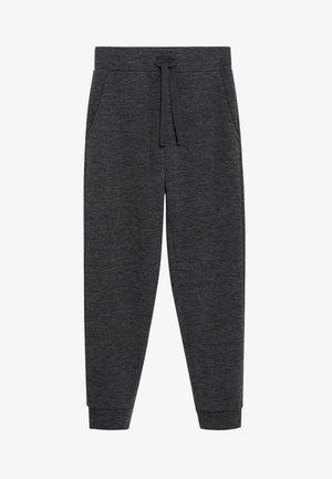 MAXIME7 - Pantalon de survêtement - tmavě šedá vigore