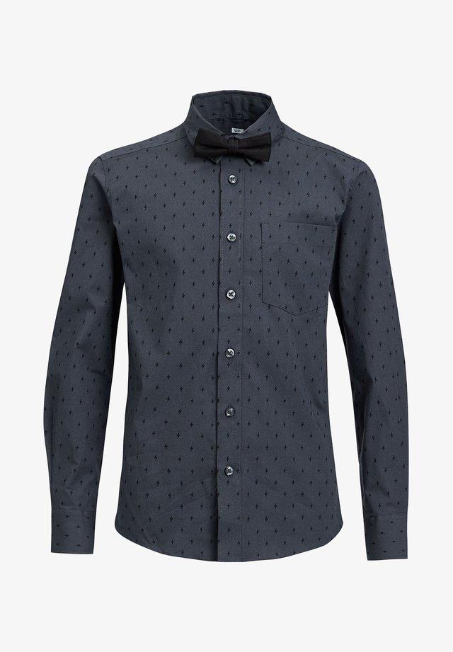 MET BLIKSEM DESSIN - Skjorter - dark grey